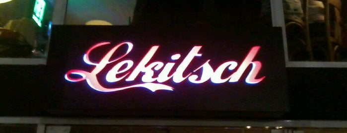Lekitsch is one of evento.