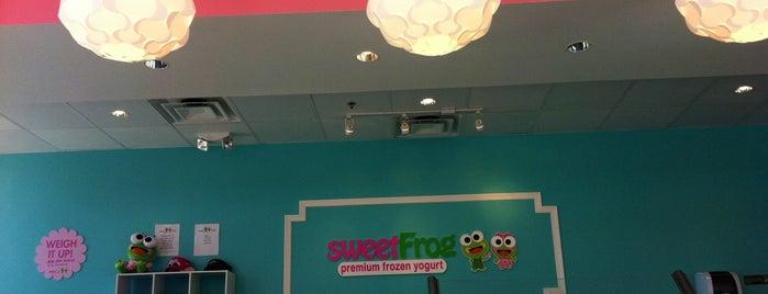 Sweet Frog Frozen Yogurt is one of Food & Drinks.