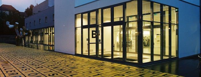 Berlinische Galerie is one of #MuseumMarathon Berlin 2014.