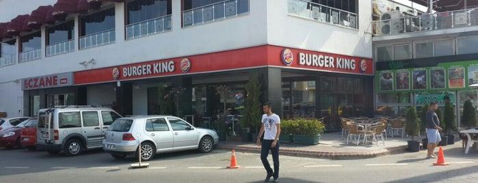 Burger King is one of Gezintii.