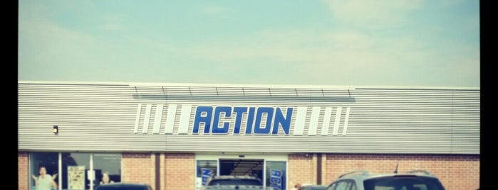 Action is one of ce que j'aime.