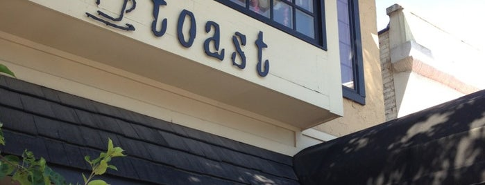 Toast is one of Restaurants.