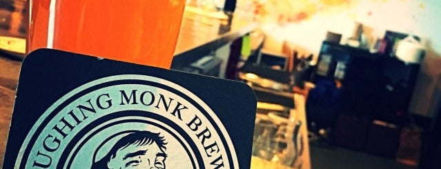 Laughing Monk Brewing is one of California Breweries 2.