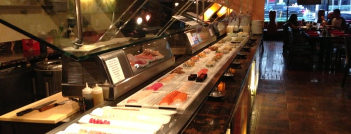 POC American Fusion Buffet & Sushi is one of Lukas' South FL Food List!.