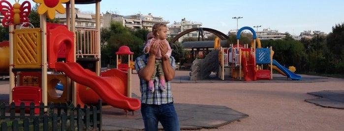 Παιδότοπος Πάρκου Φλοίσβου is one of children friendly.