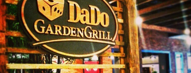 Dado Garden Grill is one of Eat, Drink & Coffee.
