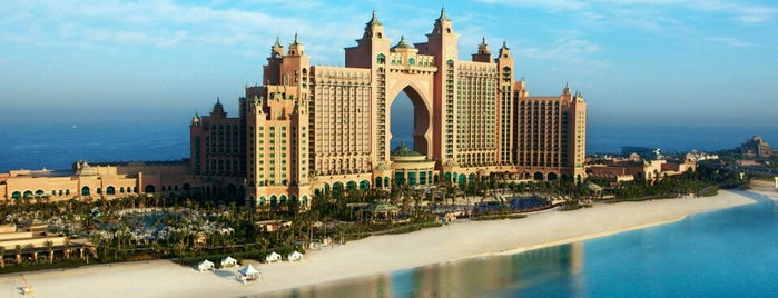 Atlantis The Palm is one of A list.