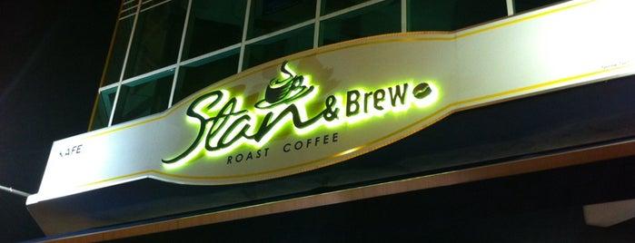 Stan & Brew Roast Coffee is one of Makan @ Utara #12.