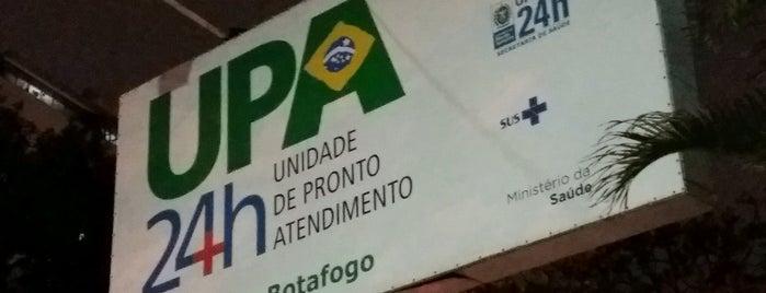 UPA Botafogo is one of Empresas e Estabelecimentos de Botafogo RJ.