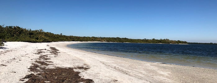 DeSoto National Memorial is one of National Parks.