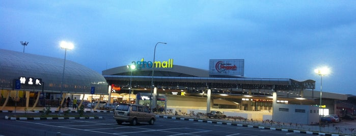 AgroMall is one of jalan-jalan best.