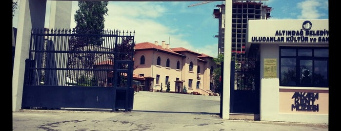 Ulucanlar Cezaevi Müzesi is one of Ankara Highlights & Travel Essentials.