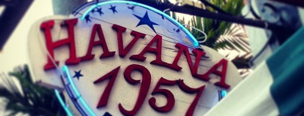Havana 1957 Cuban Cuisine is one of The 15 Best Places for Tropical Drinks in Miami Beach.