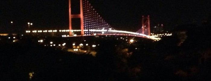 Boğaziçi Köprüsü is one of Istanbul 2014.