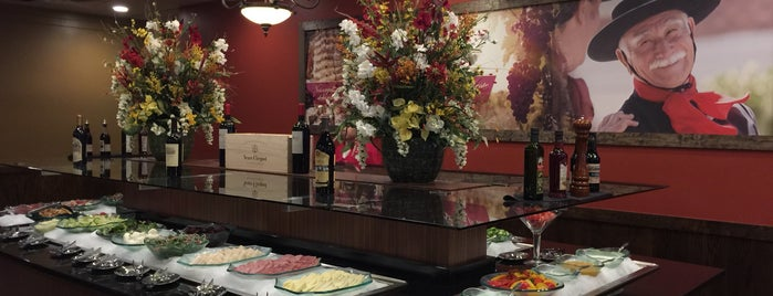 Terra Gaucha Brazilian  Steakhouse is one of Places to try.