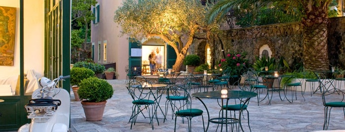 Hotel**** Castel Brando is one of Corsica.