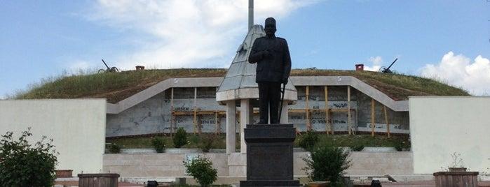 Şükrü Paşa Anıtı is one of Edirne.