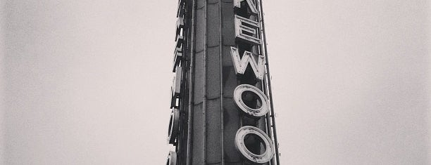 Lakewood Theater is one of Texas.