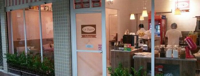 Le Doux Palharia is one of Melhores Confeitarias, Padarias, Cafés do RJ.