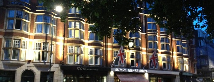 Sloane Square Hotel is one of Favourite Hotels.