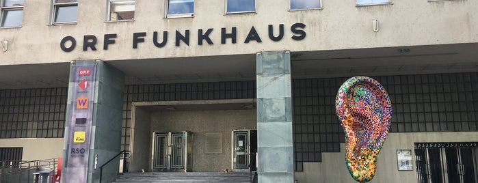ORF Funkhaus / Radiokulturhaus is one of Vienna.