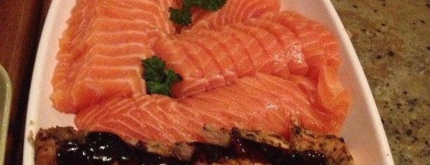 Kentai Sushi Bar is one of Restaurantes.
