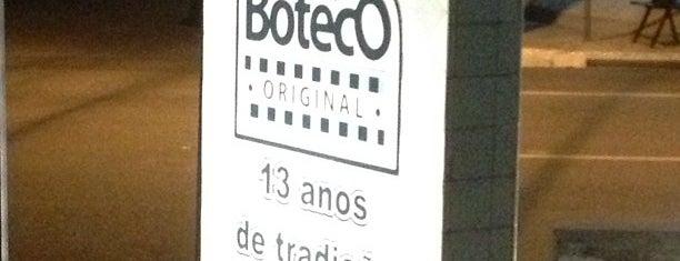 Boteco Original is one of Wi-fi grátis.