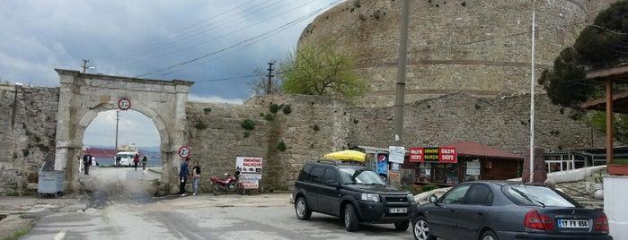 Kilitbahir Kalesi is one of Tarih/Kültür (Marmara).