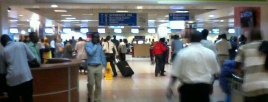 Kotoka International Airport (ACC) is one of Free WiFi Airports 2.