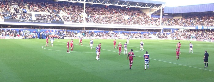 Loftus Road Stadium is one of Summer Events To Visit....