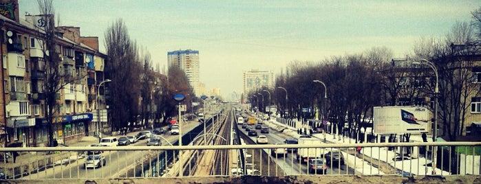 Міст Вацлава Гавела is one of Мости України.