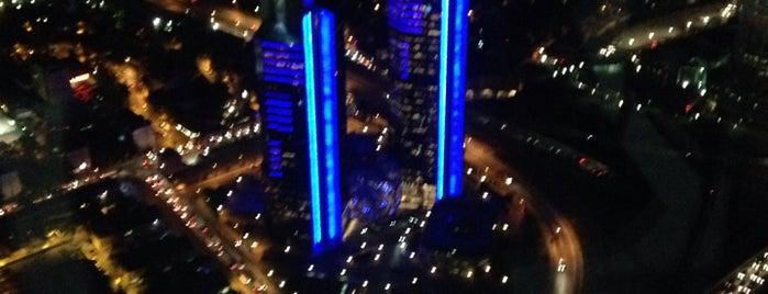 Sapphire Tower Sky Ride 4D is one of Acil Durum Listesi.
