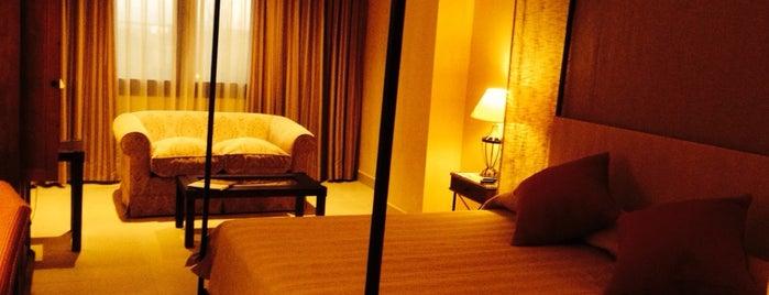 Hotel Intur Alcazar De San Juan is one of Hoteles en que he estado.