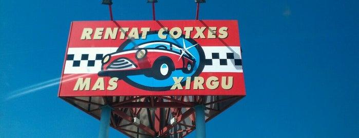 Rentat Cotxes Mas Xirgu is one of girona I.