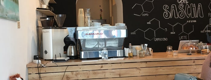 Kaffee von Sascha is one of Potable Coffee Global.
