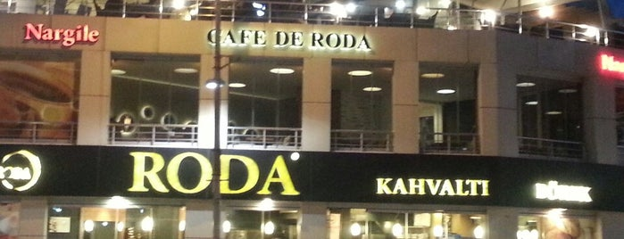 Cafe De Roda is one of Nargile Istanbul.