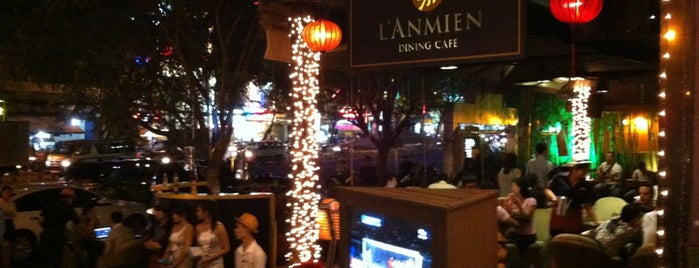 L'anmien Dining Cafe is one of Restaurants and Coffee.