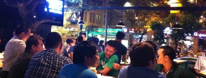 HOPS Beer Garden is one of Bar.