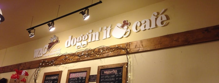 WAG Cafe and Pet Lounge is one of No town like O-Town: Indie Coffee Shops.