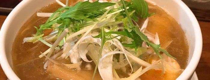 麺家 彩華 is one of らめーん(Ramen).
