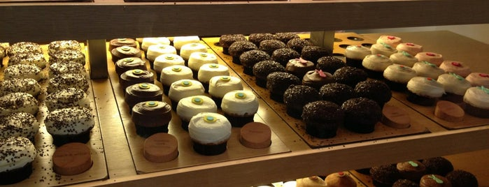 Sprinkles Cupcakes is one of Best places for sweet treats.