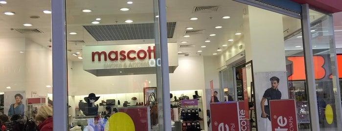 "Mascotte is one of ""Клуб Скидок"" (г. Санкт-Петербург)."