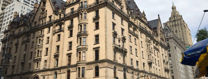 The Dakota is one of New York City.