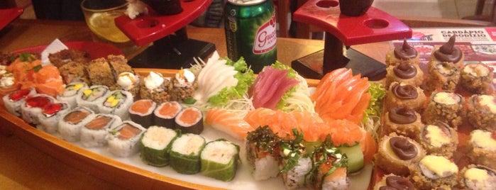 Sushi Hanshu is one of Restaurantes Osasco.