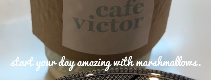 Victor Restaurant & Bar is one of Toronto.