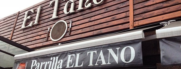 Parrilla El Tano is one of mia.