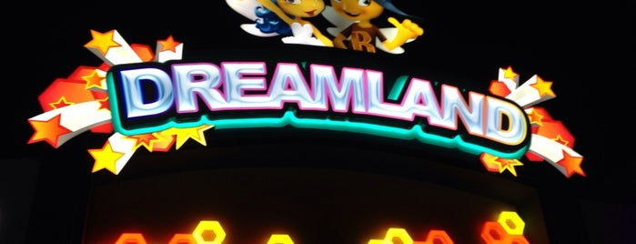 Dreamland is one of Lugares favoitos.