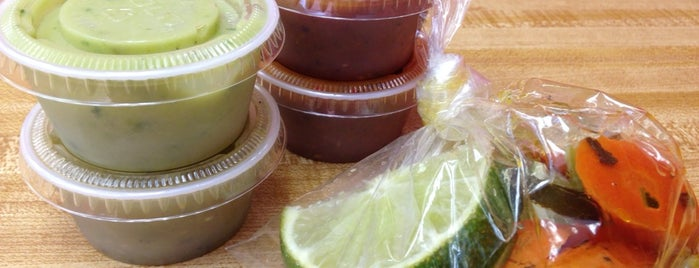 La Salsitas Mexican Food is one of PHX Latin Food in The Valley.