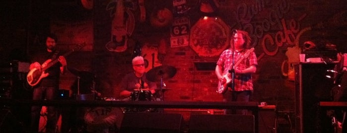 Rum Boogie Café is one of Mind-blowing Memphis Music.