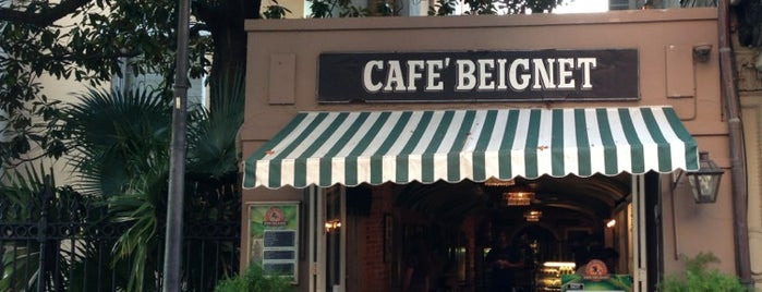 Cafe Beignet is one of Do One Thing A Week Places.